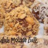 Chocolate Mousse Balls