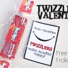 Twizzlers Make Mouth Happy {Valentine}