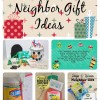 9 Christmas Neighbor Gift Ideas