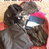 Storing your Winter Gear for an Emergency