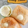 Easy Homemade Honey Butter {Recipe}