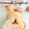 Prize Winning Homemade Doughnuts {Recipe}