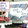 Free Patriotic Printable, Land That I Love