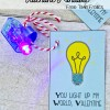Flashlight kids Valentine
