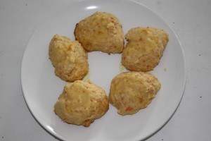 Coconut Orange Cookies