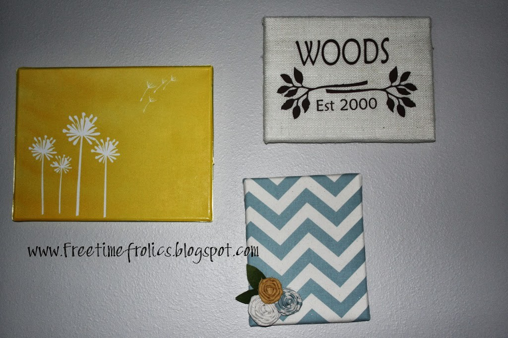 Silhouette Wall Hangings