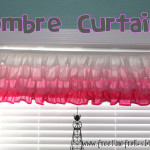 Ombre Curtain