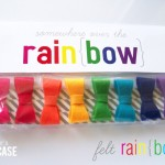 Rain{Bows} from My Sister's Suitcase