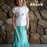 Womens Tank to Little Girl Maxi