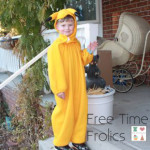 Costumes of Halloween Past–Pikachu