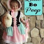 Little Bo Peep Costume Inspiration