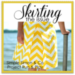 1 Skirt {10 Ways} Series day2