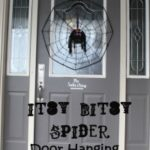 Itsy Bitsy Spider Door Decor
