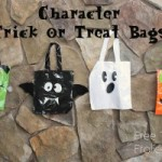 DIY Trick Or Treat Bags