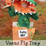 Venus Fly Trap Costume, How To..