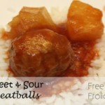 Sweet & Sour Meatballs {recipe}