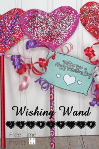 Wishing Wand Valentines