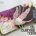 Business Card Holder DIY