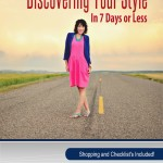 Discovering your style in(in 7 days or less) E-book