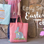 Easy Sew Easter Tote DIY