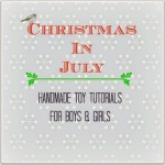 Christmas in July {Ginger Snap Crafts}