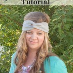 Easy DIY Knit Headband