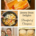 Jimmy Dean Breakfast Delights