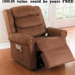 Brylane Home Recliner Chair Giveaway
