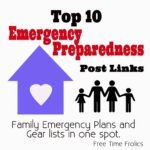 Top 10 Emergency Preparedness Post Links