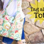 Tag Along Tote Update