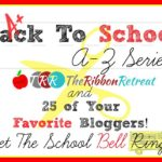 A-Z Series with the Ribbon Retreat