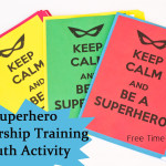 Super Hero Youth Leadership Training