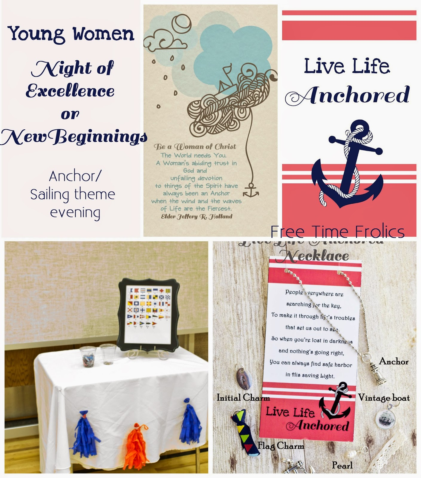 Live Life Anchored Night of Excellence