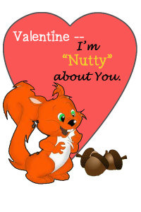 Nutty Valentine