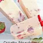 TruMoo & Strawberry Pudding Pops