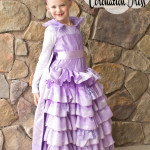 Disney Descendants Mal Coronation Dress