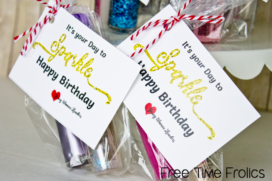 It's Your day to Sparkle #birthday #Printable www.freetimefrolics.com