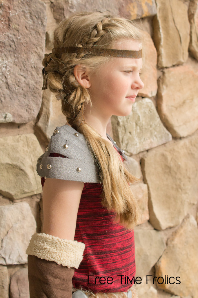 train your dragon Astrid costume www.freetimefrolicscom