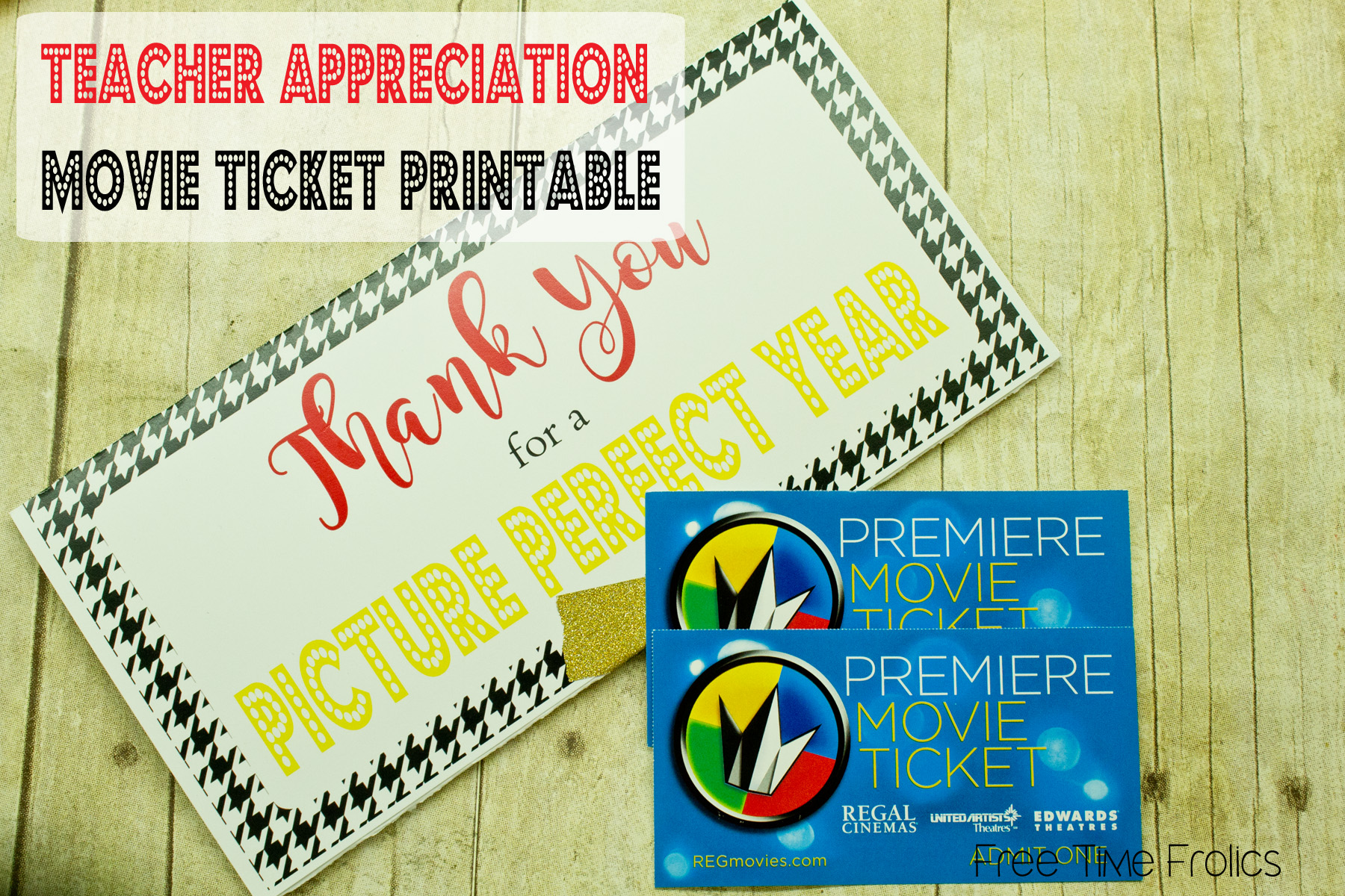 Free movie premiere ticket