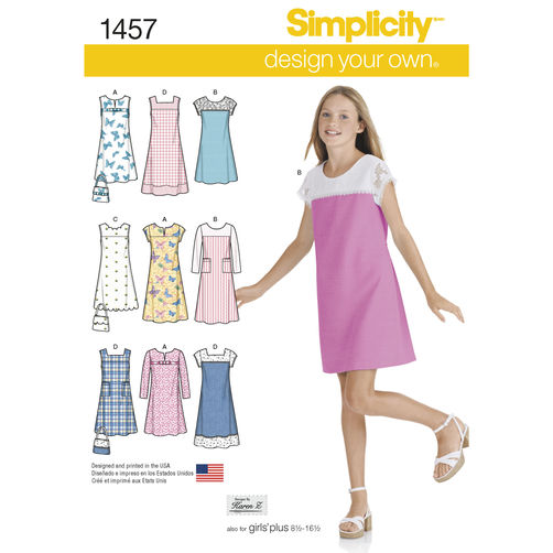 simplicity-girls-pattern-1457-envelope-front