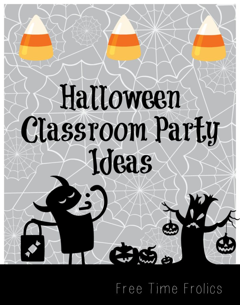 Room Parent Party ideas- Halloween