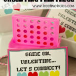 Game On, Valentine Free Printable