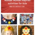 Wonder Woman theme ideas for kids
