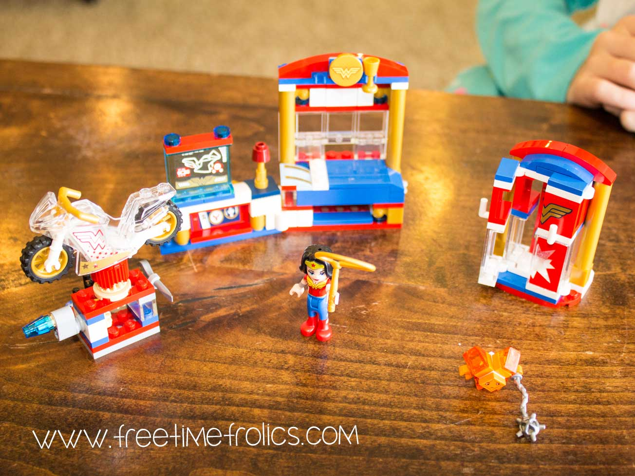 wonder-woman-lego-dorm - Free Time Frolics