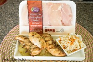 Open Nature chicken Asian Marinade www.freetimefrolics.com