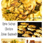 Open Nature grilled chicken marinade